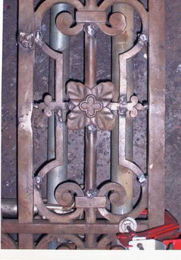 FW Williamson & son - Creative Ironwork