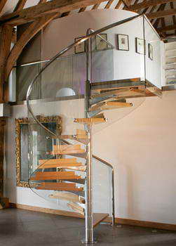 Spiral Staircase Systems