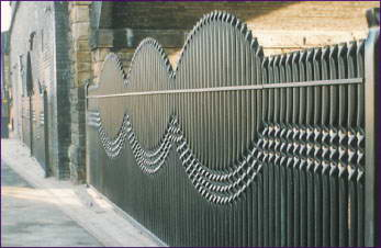 Claydon Architectural Metalwork