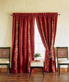 Curtains by Wendy's