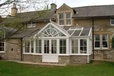 David Salisbury Conservatories