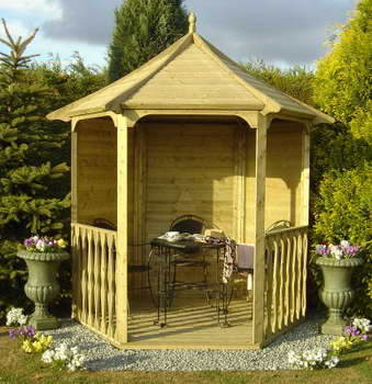 elbec for Garden Buildings