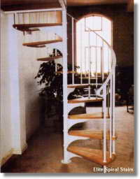 Elite Spiral Stairs
