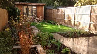 Garden Designer North London