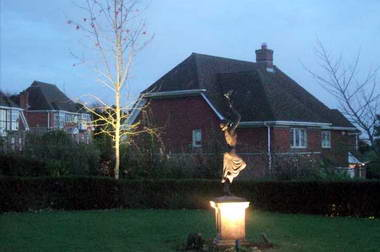 Garden Lighting London