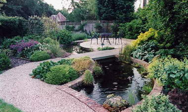 Graham A.Pavey Garden and Landscape Design