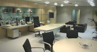 ior group office interior design
