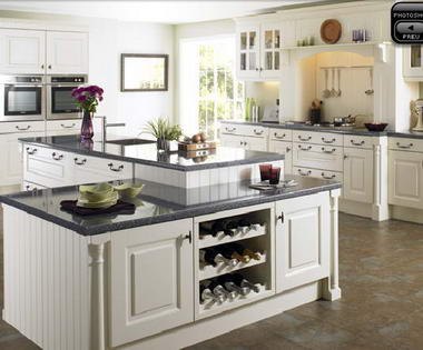Total kitchen solutions for Kitchen design solutions
