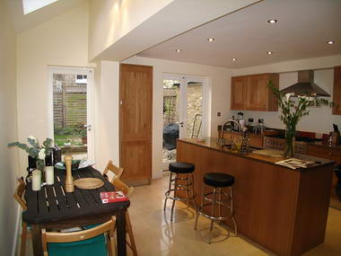 The London Kitchen Extension