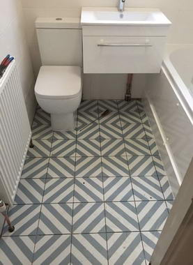Direct Tiling Group
