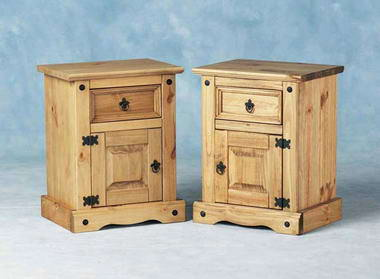 Mexican Style Pine Furniture