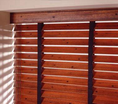 Moonshadow Wooden Blinds