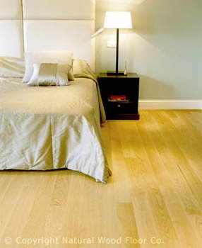 Natural Wood Floor