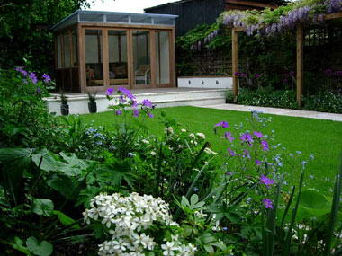 Small Garden Design North London