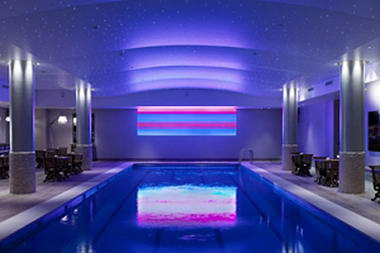 Rainbow Pools London