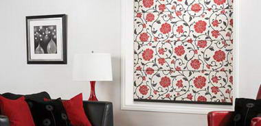 Solaire blinds