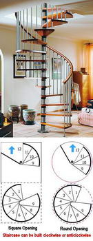 Spiral Stairs Direct