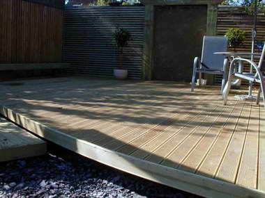 Stephen O'Connor - decking&paving
