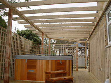 Top Deck Decking